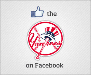 Like the Yankees on Facebook