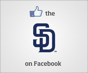 Like the Padres on Facebook