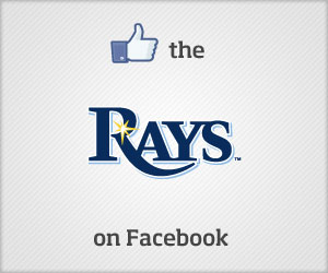 Like the Rays on Facebook
