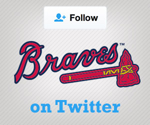 Follow the Braves on Twitter