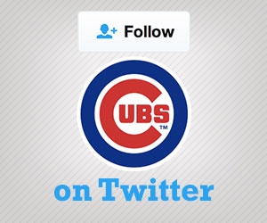 Follow the Cubs on Twitter