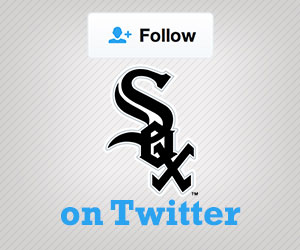 Follow the White Sox on Twitter