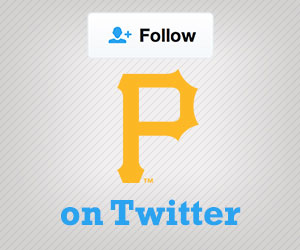 Follow the Pirates on Twitter