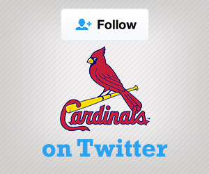 Follow the Cardinals on Twitter