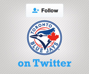 Follow the Blue Jays on Twitter