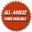 All-Access Tours Available