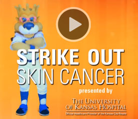 Sluggerrr Strikes Out Skin Cancer