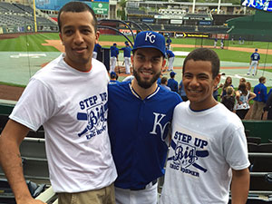 Step Up BIG with Hosmer