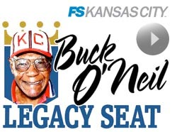 Buck O'Neill Legacy Seat Program