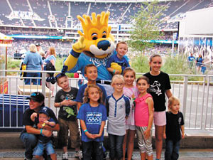 Birthday Party at The K