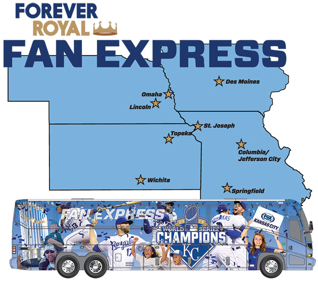 Royals Fan Express