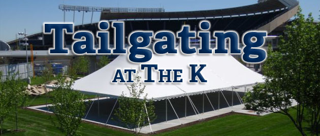 Tailgating at The K