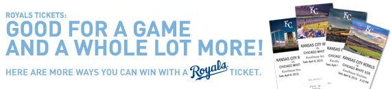 ways to win with a royals ticket