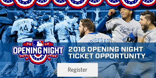 Opening Night Ticket Opp