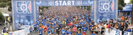 Dodgers Foundation 5K/10K Run