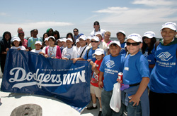 DodgersWIN Fishing Trip
