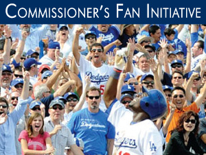 Commissioner's Fan Initiative