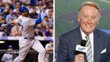 Play Catch with Matt Kemp or a Meet and Greet with Vin Scully