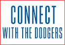 Connect with the Dodgers