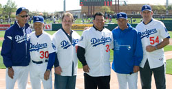 Dodgers Legends