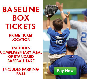 MasterCard Baseline Ticket Offer