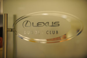 Lexus Dugout Club Gallery