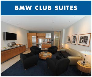 BMW Club Suites