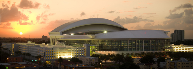 Marlins Park Events