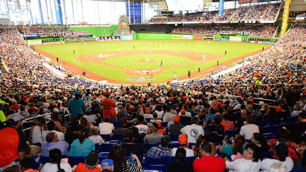 Marlins Park Technology