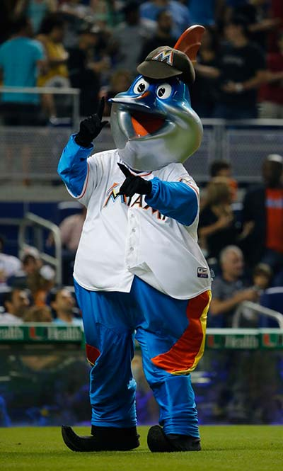 Billy The Marlin