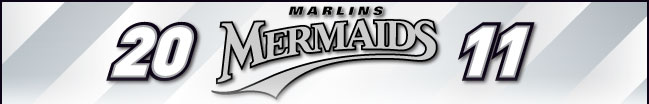 2011 Marlins Mermaids