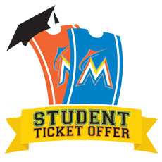 Marlins Student Ticket Offer