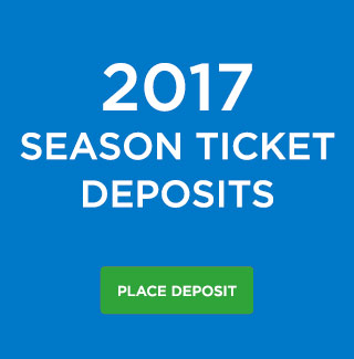 2017 Season Ticket Deposits