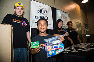 Drive for Charity