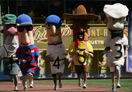 The Famous Racing Sausages