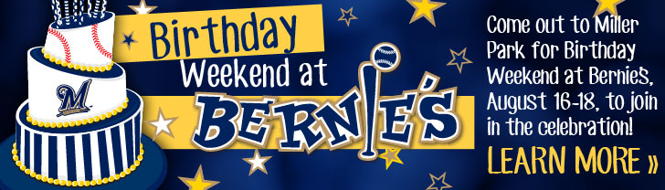 Birthday Weekend at Bernie's Learn More>>