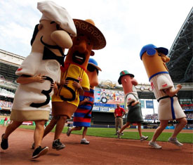 Brewers/Klements Racing Sausages