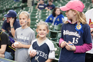 Brewers Kids Club
