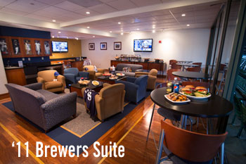 '11 Brewers Suite