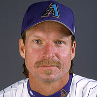 Photo of Randy Johnson