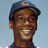 Photo of Ernie Banks
