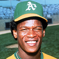 Photo of Rickey Henderson