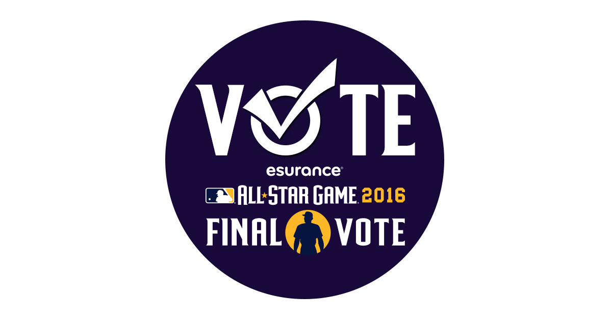 2016 All-Star Game Final Vote