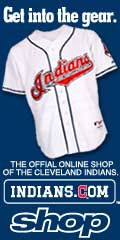 Get into the gear. indians.com shop, the official online shop of the Cleveland Indians.