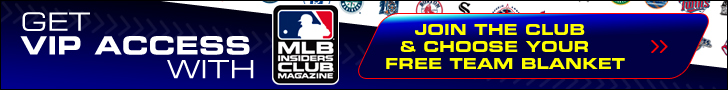 MLB Insiders Club free issue! Click here to learn more »
