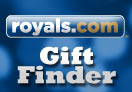 royals.com Shop Gift Finder