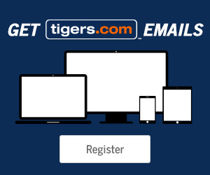 Register for Tigers Newsletters