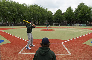 International Spotlight - French Baseball Federation