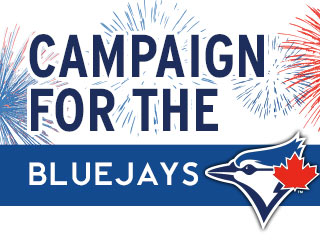 Campaign for the Blue Jays