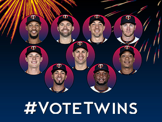 Minnesota Twins All-Star Voting Sweepstakes